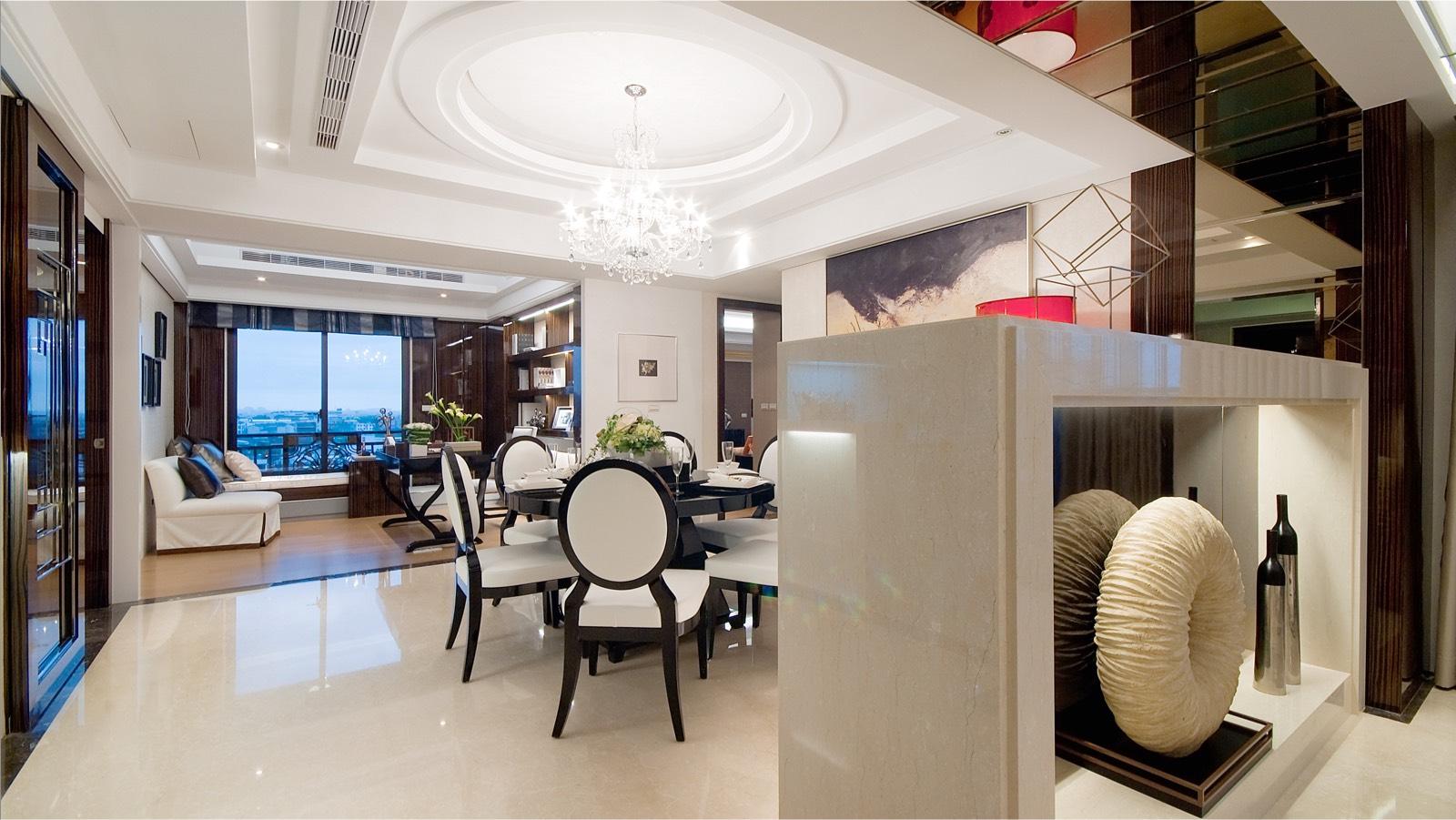 聖全室內設計-電梯豪宅