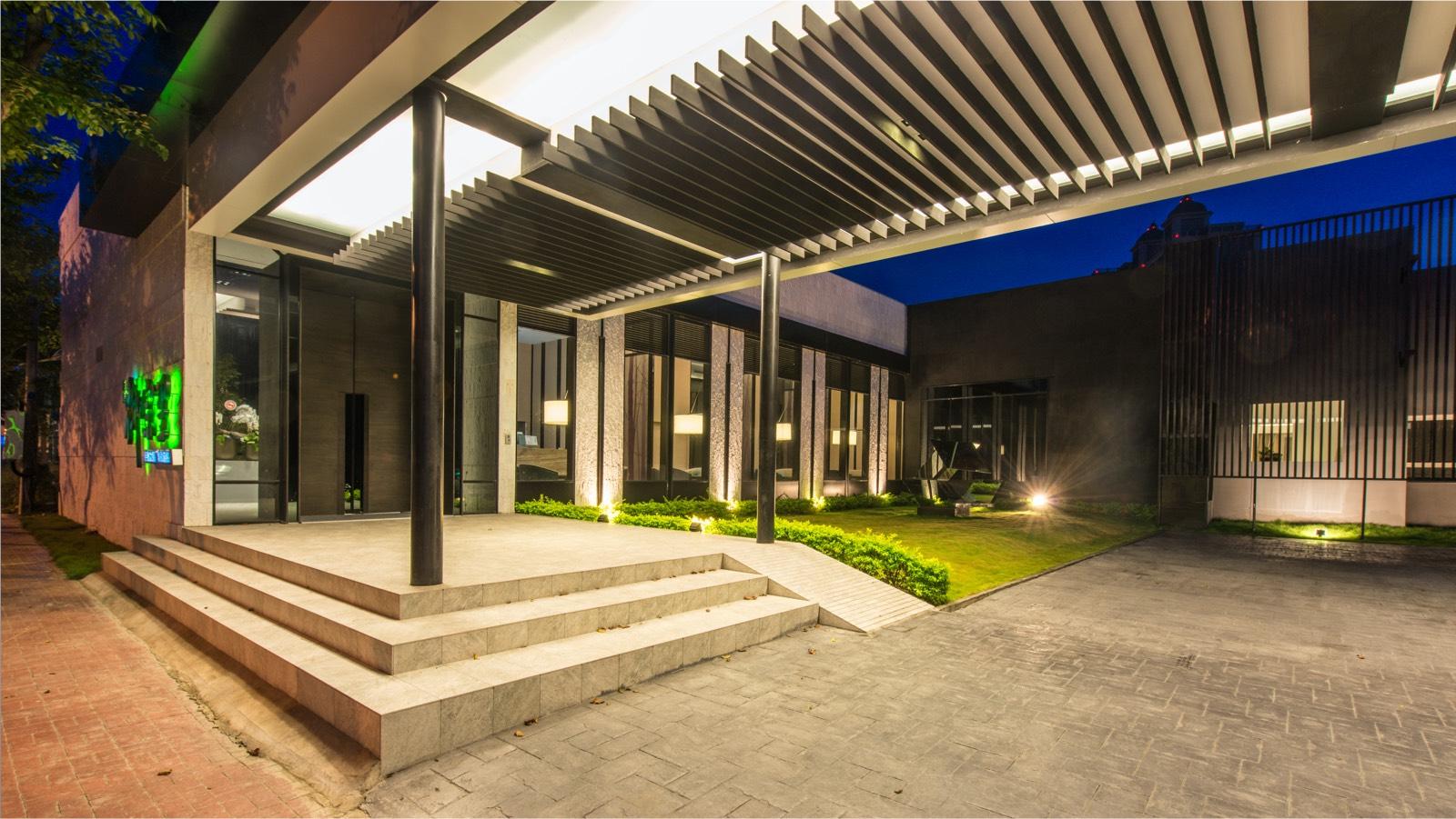 聖全室內設計-商業空間