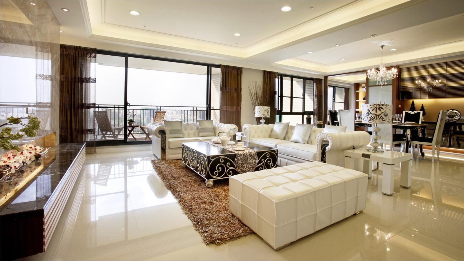 聖全室內設計-別墅
